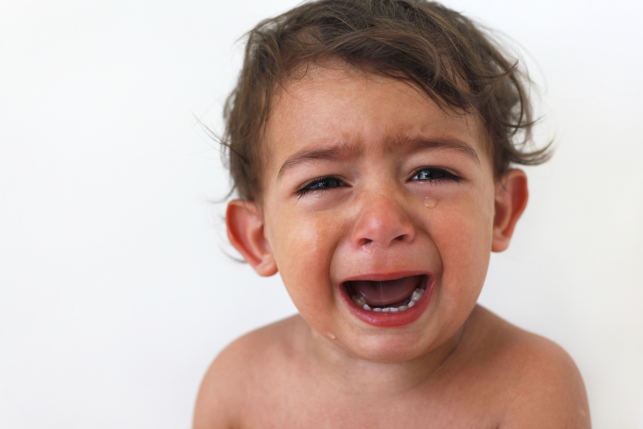 Why it's OK to let your baby or child cry (sometimes ...