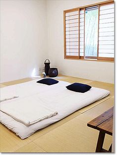 Japanese Floor Mattress Home Design Ideas and Pictures